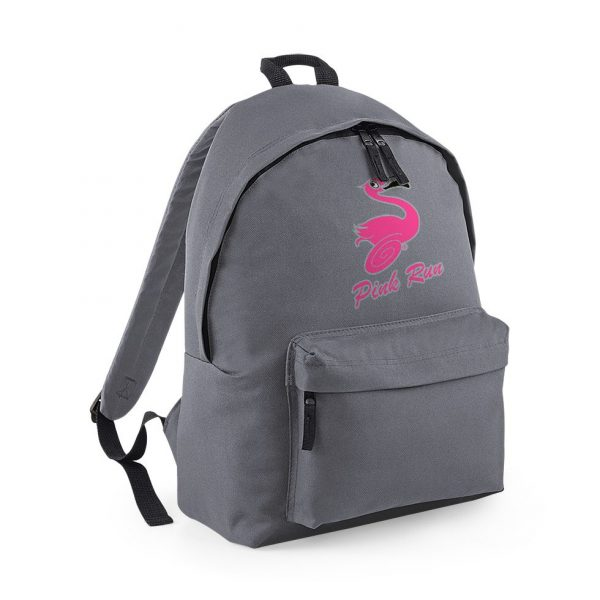 Zainetto Backpack PINK RUN - Grigio