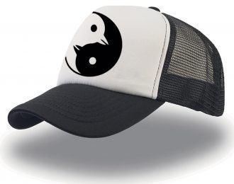 Cappello Trucker OFFICIAL YIN YANG