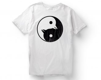 T-shirt OFFICIAL YIN YANG
