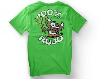 T-shirt 100% RUJO – CATARRHAL NOISE