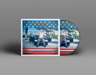 "CD ""TURBOAMERICA"" – CATARRHAL NOISE"